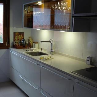 Cocina diseñada por Santos Gijón