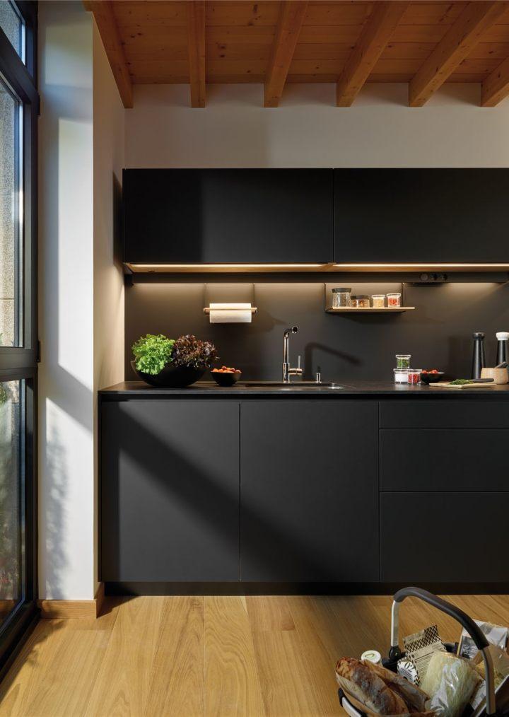 Muebles con frentes y costados de 13 mm de grosor
